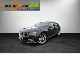 VW Passat Variant 2.0 TDi Elegance -Act.Info/LED/RFK/18er Alu/Travel+Emergency/SHZG-