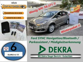 FORD S-Max Titanium 2,0 TDCI-BUSINESS-WINTERPAK-EU6!-