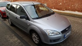 Ford Focus Trend 5W 1.6 M5
