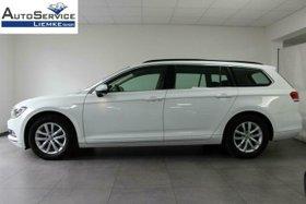 VW Passat Variant 150PS AHK NAVI ACC Sitzhzg. Tel.
