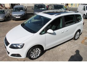SEAT Alhambra Style Plus 2,0 TDi Navi 7-Sitze Alcantara Xenon