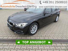 BMW 320 d Touring Efficient Dynamics Sportsitze-Navi-