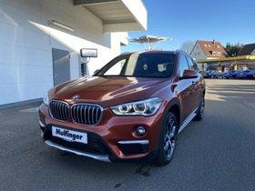 BMW X1 xD25i xLine Navi+ HUD Har/Kar Pano AHK 18