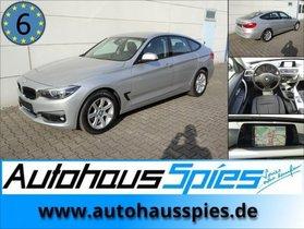 BMW 318 GRAN TURISMO D ADVANTAGE EURO6 EL. HECKKL. NAV ALU17