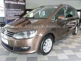 VW Sharan 2.0 TDI Comfortline Navi/7-Sitzer/AHK/Kam