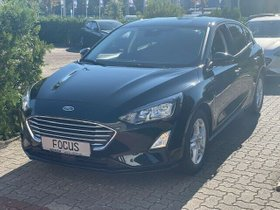 FORD Focus 1.0 EcoBoost Cool&Connect 125PS -auf Lager