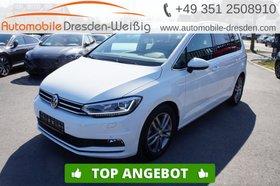VW Touran 2.0 TDI DSG Highline-ACC-voll LED-PDC-