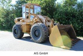 CAT 966 C Top Radlader Good Condition Wheel Loader