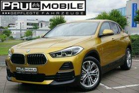 BMW X2 xDrive 20dA Advantage Plus Navi LED R-Cam