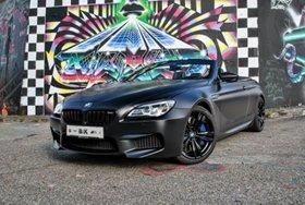 BMW M6 Cabrio DKG Competition,M Driv.Pack.,HUD,H/K