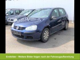 VW Golf Trendline 1.6 Klimaautom Radio-CD