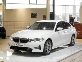 BMW 320d Sport Line Laser Sp-A.DrivAs.HUD Komf-Zug