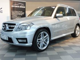MERCEDES-BENZ GLK 350 CDI 4-Matic Sport AMG-Style Pano/Leder