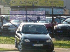 OPEL Corsa B Edition 2000 Klimaanlage-HU-AU NEU !!