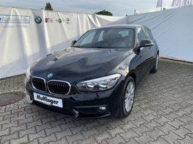 BMW 120d 5-Türer Sportlenkrad Sitzh.Temp.Bluet.PDC