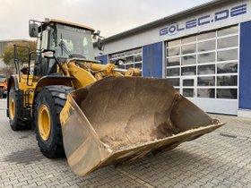 CAT 950H Radlader -18.5 Ton -3 m³ -11.190 H -Waage