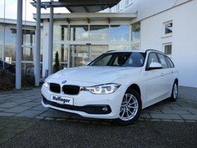 BMW 318d Touring Aut. LED Navi Sitzh.Temp.PDC vo+hi