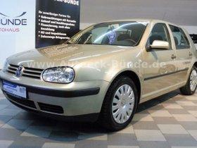 VW Golf IV 1.6 LIM.Edition Automatik/Klimatonic