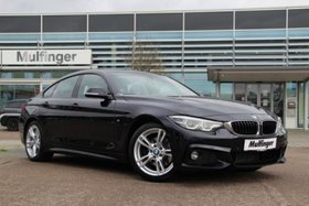 BMW 430d Gran Coupe M Sport NavPro adLED Memory SHZ