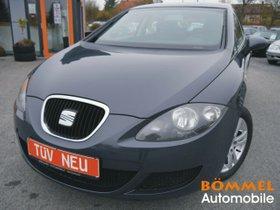SEAT Leon 1.6, 5türig, Radio/CD, Alufelgen,TÜV/Au NEU