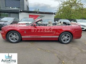 FORD Mustang 3,7l 6V Rot Cabrio
