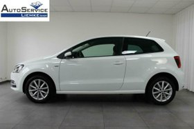 VW Polo LOUNGE 60PS Bluetooth Tempom. PDC Allwetter