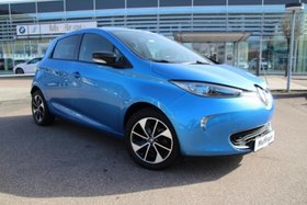 Renault Zoe Intens Z.E. 40 Navi Kamera zzgl. Batterie