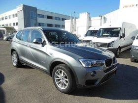 BMW Baureihe X3 xDrive20d Advantage NaviProffesional