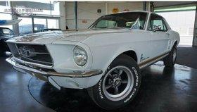 FORD Mustang 67er  289 cui V8 Automatik BKV Servo