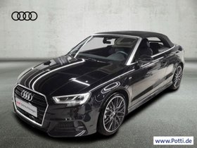 Audi A3 Cabriolet 35 TFSi sport S-line competition ACC