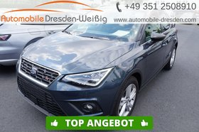 Seat Arona 1.0 TSI DSG FR-Navi-Kamera-voll LED-ACC-