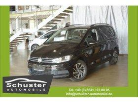VW Touran 2.0TDI- ACC Navi Kamera Massagesitz SHZ