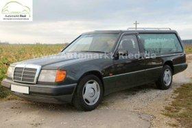 MERCEDES-BENZ W124 250 TD ital. Bestattungswagen Leichenwagen