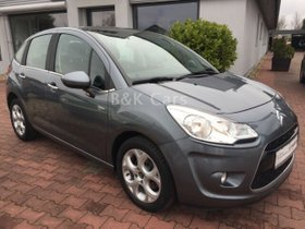 CITROEN C3 1.6i 120PS  Exclusive/Klimaaut./PDC/Tempomat