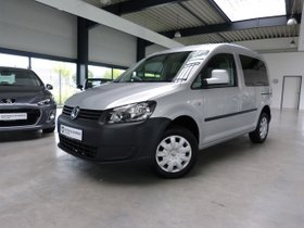 VW CADDY TDI MINICAMPER+KLIMA+BETT+2xBRENNER+TÜVNEU