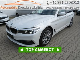 BMW 530 d Touring xDrive Sport Line-Navi-Leder-HiFi-