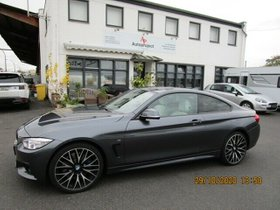 BMW  4 Coupe 430 d xDrive