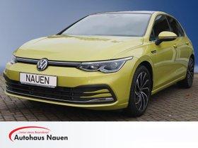 VW Golf VIII 1.5 TSI Sport Edition Navi IQ.Light Pano Lane-Assist ACC DCC Sitzheizung PDC LM-Felgen