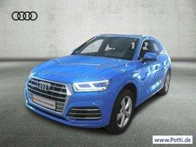 Audi Q5 40 q. TDi sport S-line Matrix 19Zoll AHK