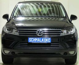 VW Touareg 3.0V6 TDI SCR Aut R-Line LederXenAHK Nav