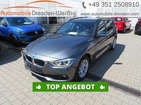 BMW 318 d Touring Advantage-Navi-LED-PDC-Tempomat-