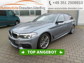 BMW 520 d Touring M Sport-Navi-Leder-Kamera-DAB-