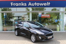 FORD Fiesta Cool & Connect+Winterpaket+Navi+PDC