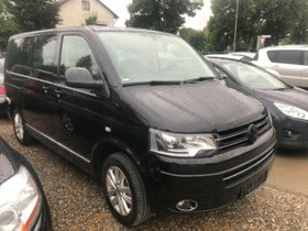 VW T5 Multivan Highline 4Motion BI-Xenon Alcantara