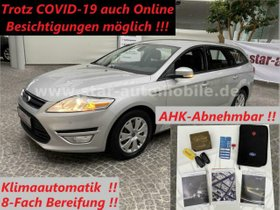 FORD Mondeo Turnier Trend 2.0 TDCI-STANDHEIZUNG-NAVI-