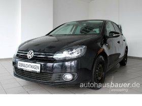 VW Golf VI Match 1,2 l TSI - Bi-Xenon