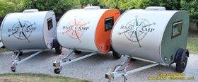 BASE CAMP - Mini K Sport - Passt in jede Garage!
