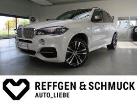 BMW X5 M50d M-PAKET+LED+NAVI+LEDER+HEADUP+KAMERA+ALU