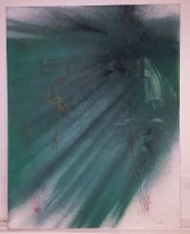 SPACE SHOWER, AL BERNSTEIN 1990 München