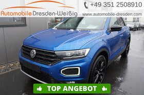VW T-Roc 2.0 TDI DSG Sport Black Style-Navi-ACC-LED